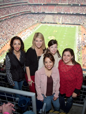 News_41_Meineke Bowl brunch_December 2011