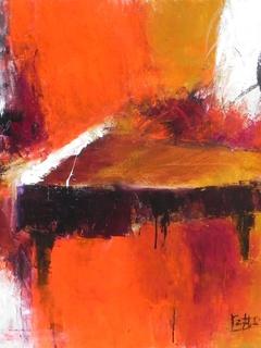 "Marcelle Bonenfant Dube, ""Piano,"" at Southwest Gallery"