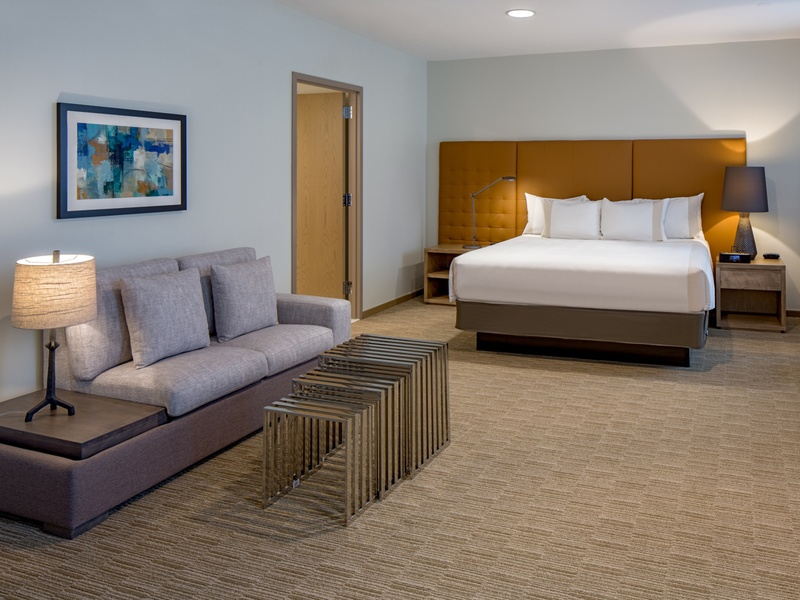 Slideshow Suite Life Downtown Hotel Spiffs Up Two Story Grand Suites With Spiral Staircase And