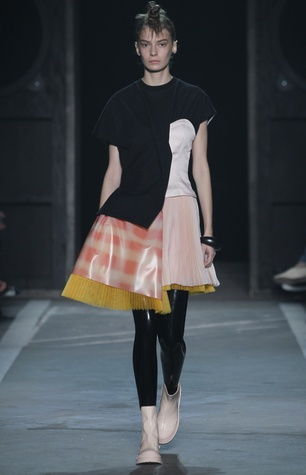 Marc by Marc Jacobs spring 2015 collection Look 35