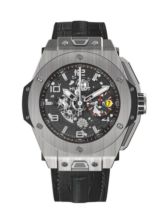 Zadok promoted series, watches, Hublot – Big Bang Ferrari Titanium (Men's)