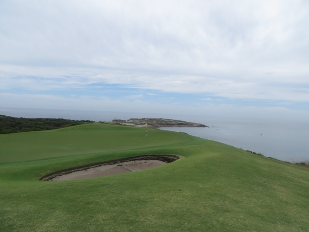 New South Wales golf course near Sydney