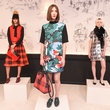Clifford New York Fashion Week fall 2015 Kate Spade March 2015 1389968