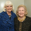 Connie Yates and Lindalyn Adams, Celebrating Women