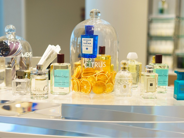 Neiman Marcus Fort Worth, fragrance