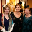Jo Oberman, from left, Sally Willcox and MaryFaye Way at Masterpiece Evening April 2014