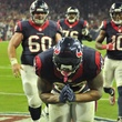 31 Texans vs. Colts October 2014 first half 2 Texans 23 bow