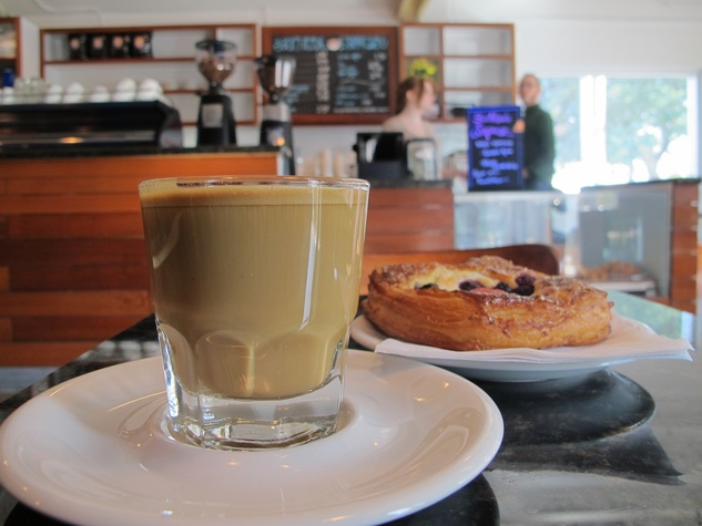 Ruthie, where to eat right now, November 2012, Southside Espresso, Cortado