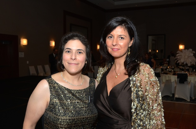 News, Shelby, Italian Cultural and Community Center gala, August 2014, Joanna Palasto, Elena Sgarbi
