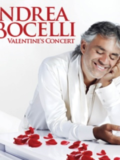 andrea bocelli valentines day concert - Valentines Day Concert