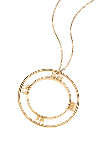 Tiffany Atlas collection March 2014 Atlas®-pendant