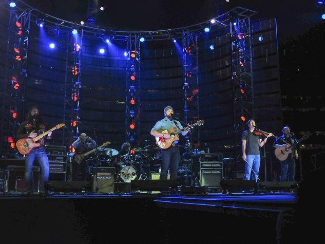 4 Zac Brown Band at RodeoHouston March 2014