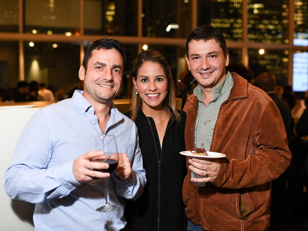 Houston, The Truffle Masters 2017, Jan 2017, Ianir Divinsky, Raquel Franco, Alexis Franco
