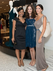 009_Fashion's Night Out, September 2012, Sonya Roy, Aliza Wender, Nicole Taylor