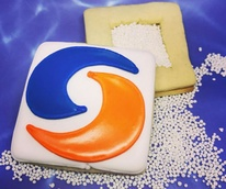 Tide Pod cookie