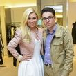 17 Lauren White and Amir Taghi at the International Mother's Day Soiree May 2014