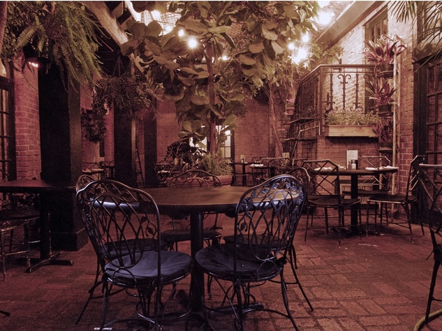 The Quarter Bar Courtyard