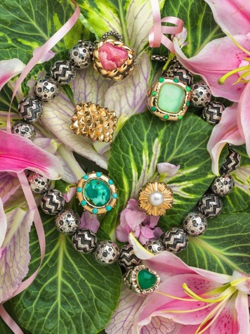 dian malouf, jewelry, trunk show, neiman marcus north park