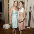 Lisa O'Leary, left, and Betty Newton at the Rienzi Spring Party April 2014