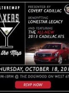 Austin Photo_Events_Cadillac Mixers on the Map_Poster