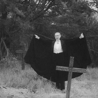 Plan 9 from Outer Space, Dracula, Bela Lugosi