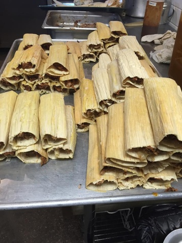 Killen's barbecue tamales