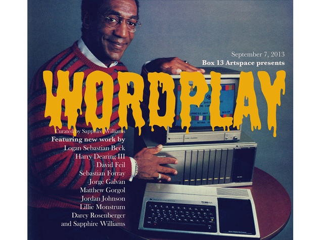 Bill Cosby WordPlay game WHITE SPACE