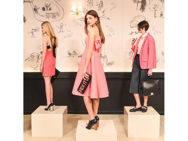 Clifford New York Fashion Week fall 2015 Kate Spade March 2015 1389929