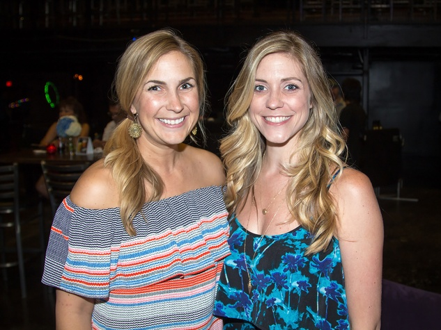 Lauren Burns, Kelly Bascher