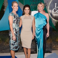 22, Texas Medal of Arts, March 2013, 5890, Marita Fairbanks, Eva Longoria, Kelli Blanton
