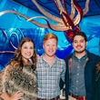 News, Shelby, Museum of Natural Science Catalyst party, Feb. 2015, Brynn Bossart, Parker Craddock, Javier Vargas, Amanda Dinbali