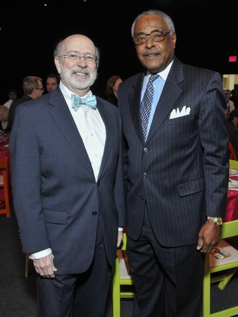 007, Texas Medal of Arts luncheon, January 2013, C.C. Conner, Anthony Hall