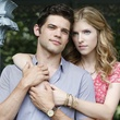 Jeremy Jordan and Anna Kendrick in The Last Five Years