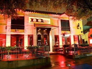 Exterior of Mercy Wine Bar Addison, TX