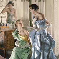 Charles James ballgowns, 1948