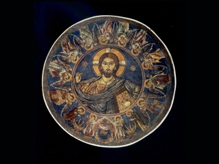 News_Byzantine Chapel_fresco_Sept 2011