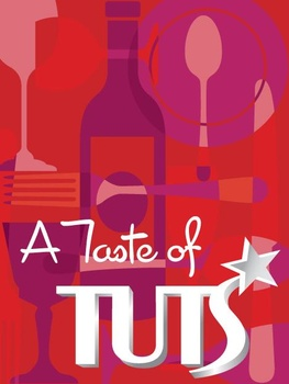 A Taste Of TUTS Charity Wine Dinner 2012