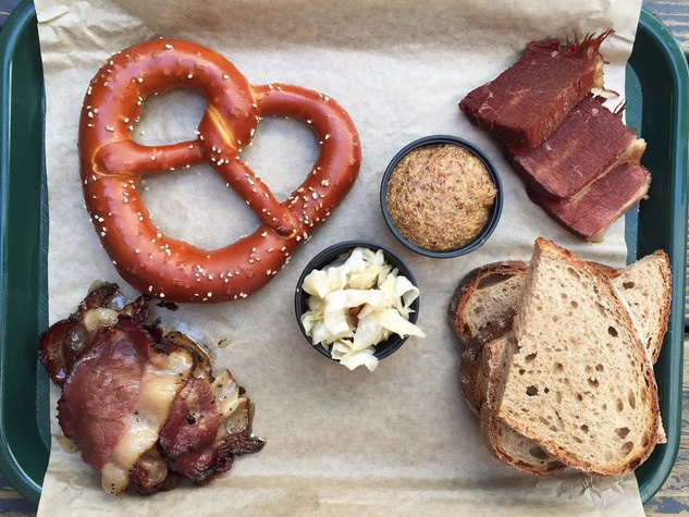 Easy Tiger World Map. Easy Tiger pretzel meat board Austin s very first food hall reveals anticipated restaurant