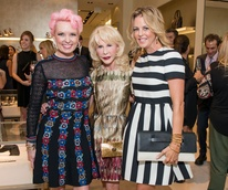 News, Shelby, Heart of Fashion, Valentino, Sept. 2015, Vivian Wise, Diane Lokey Farb, Elizabeth Petersen