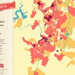 Austin youth population map