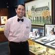 3261, Zadok Jewelers, grand wedding band event, March 2013, Arthur Warnock with Al's Formalwear