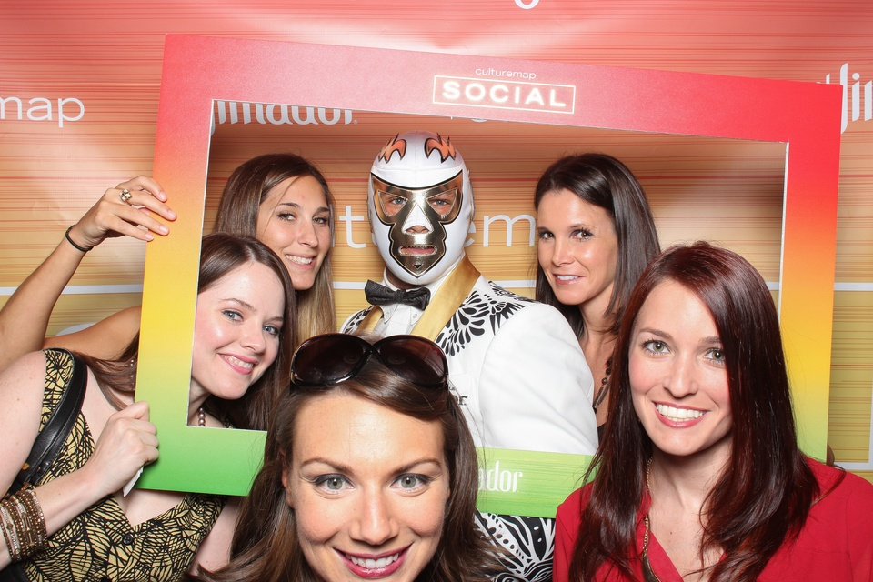 118 Smilebooth at CultureMap Summer Social July 2014