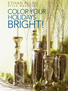 "Style workshop: ""Color Your Holidays Bright!"""