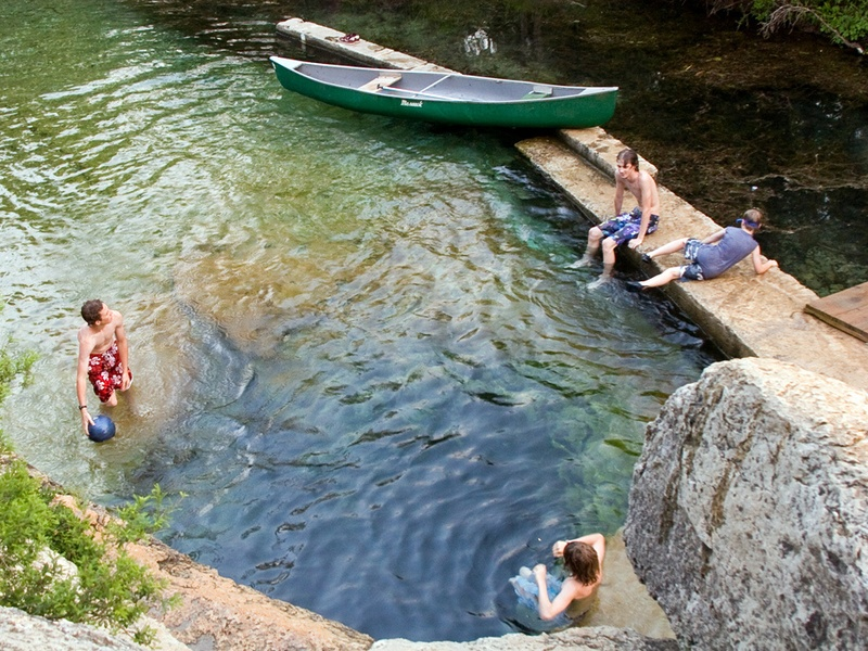 Slideshow 9 Of The Best Swimming Holes In And Around Austin Culturemap Austin