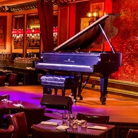 Joseph Amodio, 54 Below, dining room, cabaret