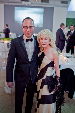 32 Mark Sullivan and Diane Lokey Farb at the CAMH Gala March 2015