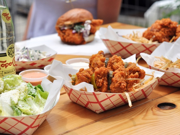 Hot Fried Chicken Food Truck From Acclaimed Chef Debuts Downtown