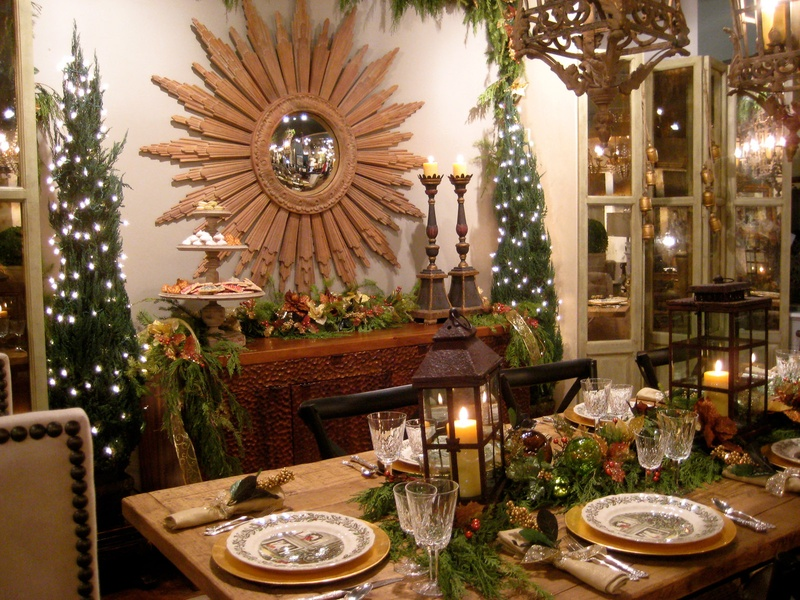 Decorate your holiday table like a pro: Designers reveal their