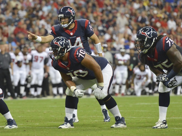 Ryan Fitzpatrick Texans Falcons pocket