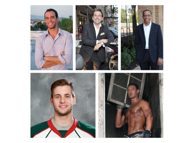 November 2012_most eligible bachelor_collage